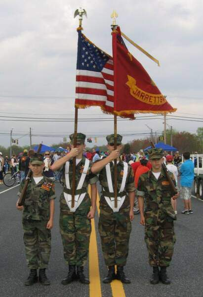 Young Marines Military Program for Teens Kids Rescue Youth Program Directory