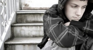Sad Boy Rescue Youth Parent Resources