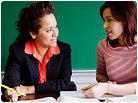 Teenage Girl and Female Teacher Rescue Youth