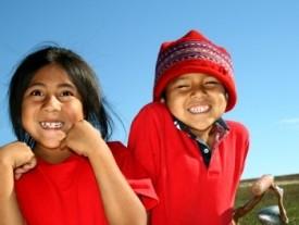 Big Brothers Big Sisters Native American Mentoring Program