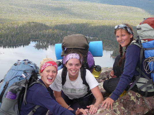 Kairos Young Adult Wilderness Therapy Rescue Youth Resource Guide