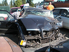 9-23-05'alleged dui' results: wreck & injuries