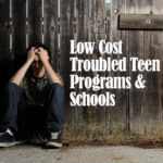 low-cost troubled teen programs and schools