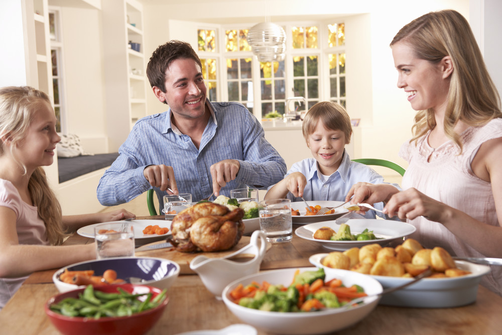 Skip the Mealtime Melodrama